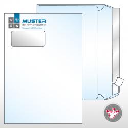 Kuvert C4 Standard 2/0-farbig