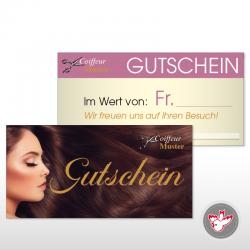 Coiffeur Gutschein Hair