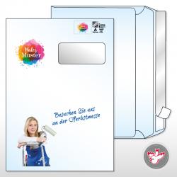 personalisiert Kuvert C4, FSC