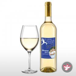 Etiketten Wein, selbstklebend