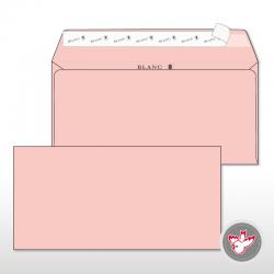 Kuvert C5/6 rosa, FSC