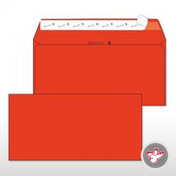 Kuvert rot, Witzig Druck AG