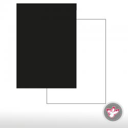 Papier schwarz weiss A4, FSC