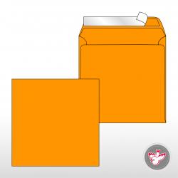 Kuvert orange, Witzig Druck AG