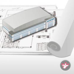 Plandruck, Baupläne, Copy, CAD Pläne drucken, FSC
