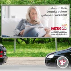 Plakat, F12, APG, Werbung