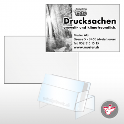 Business card, öko