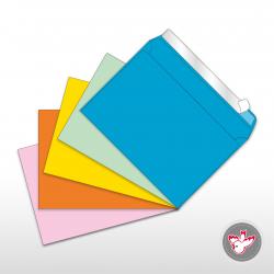Kuverts C5 farbig, FSC