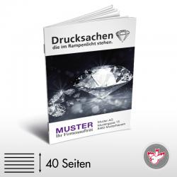 Heft, Rückstichheftung, Book, Witzig Druck AG
