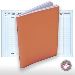 Bordbuch, Presspan, Car Kontrollheft, Fahrtenbuch, Rapport, Vermietung, Autokontrollheft, Autobetriebskontrollen