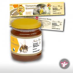 Honig Etiketten drucken, Witzig Druck AG
