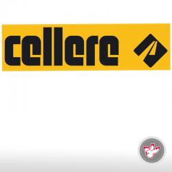 Kleber gelb 10 x 3.2 cm