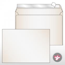 Kuvert C5 NATURAL ohne Fenster