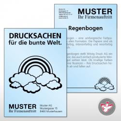 Flyer press, Witzig Druck AG