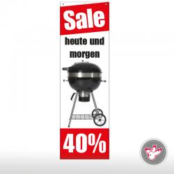 Banner drucken, Witzig Druck AG