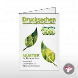 Flyer drucken, Witzig Druck AG