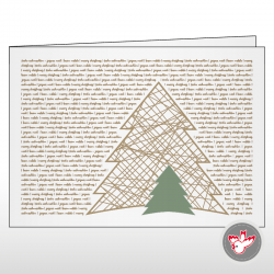 Weihnachtskarte drucken, Witzig Druck AG