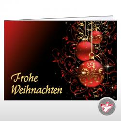 Weihnachtskarten drucken, Witzig Druck AG