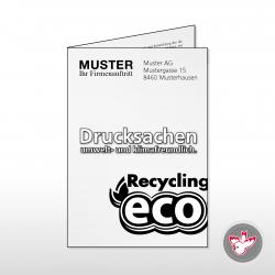 Flyer Druckerei, Witzig Druck AG