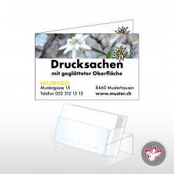 Visitenkarten drucken, Witzig Druck AG